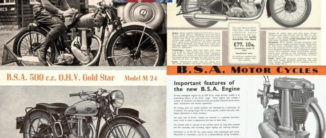 BSA y su Historia